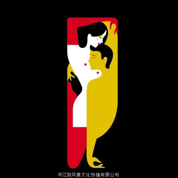 免费性爱小�:f!z+�{�_法国女插画师malika favre的性爱英文字体设计