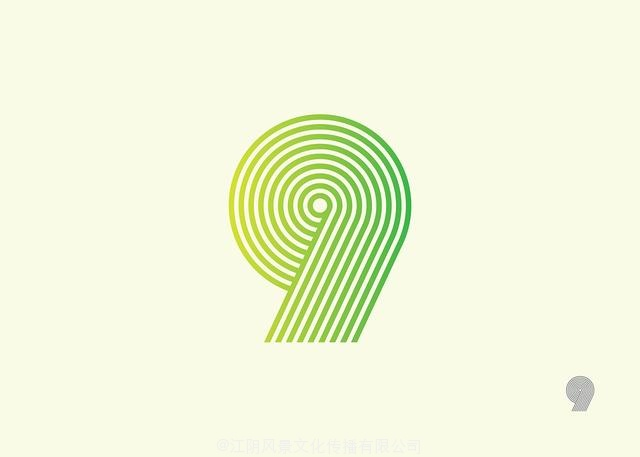 创意数字设计欣赏!数一数