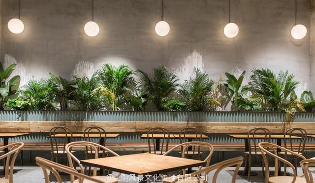 餐厅设计:成都Thai Chen泰臣泰式茶餐厅