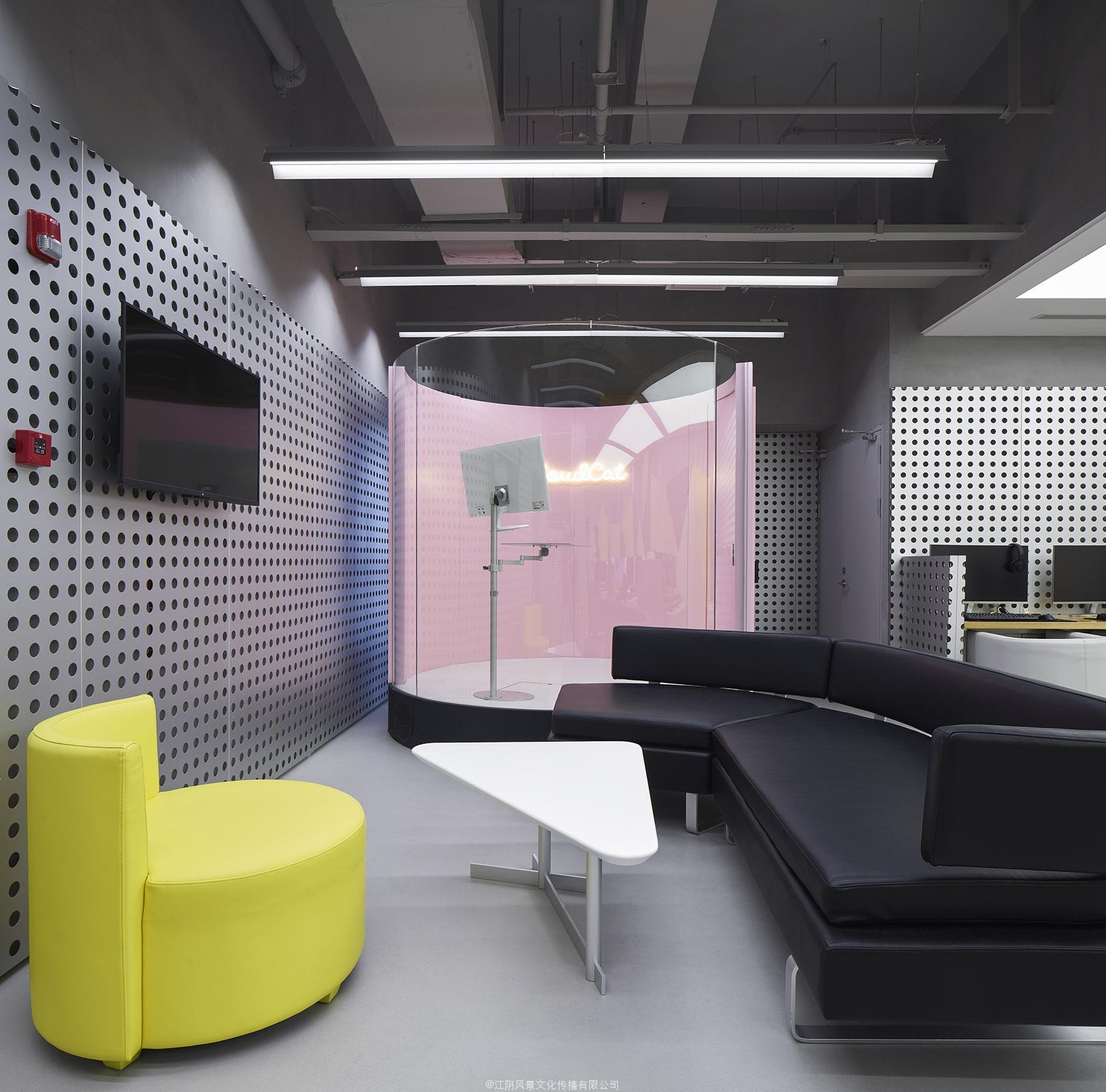 成都市金牛区电竞中心网咖网吧设计