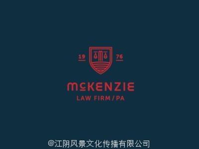 精选46款律师事务所行业LOGO