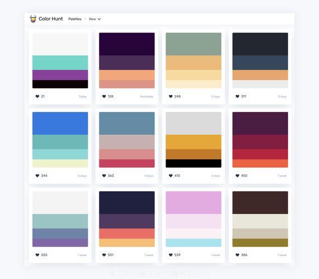 """设计师如何做配色,反驳甲方说""""配色丑""""?"""